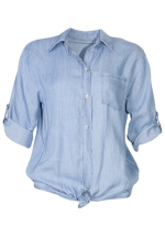 S7220 Jeansbluse Sweet Piece