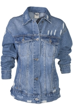 6251 Jeansjacke Sweet Piece